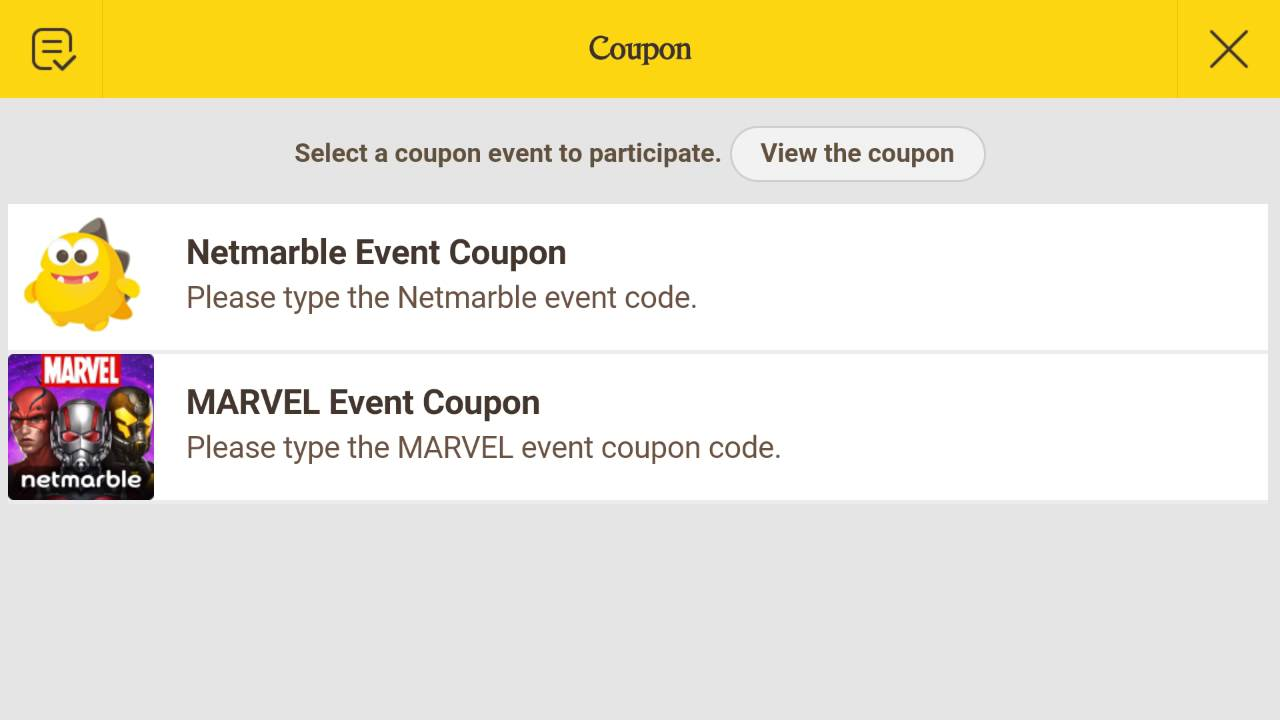 future fight coupon code