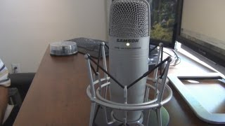 Samson CO1U Microphone Review + Audio Samples