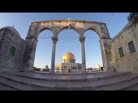 Sholawat Tarhim Merdu Jerusalem Palestine