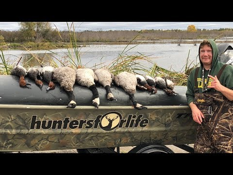Michigan Waterfowl Hunting - The Grind