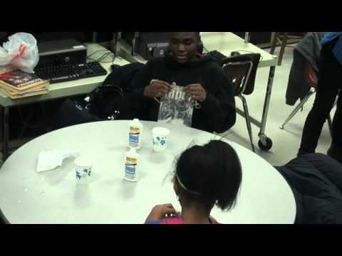 Jack Jouett Middle School National Society of Black Engineers (NSBE) Making GAK