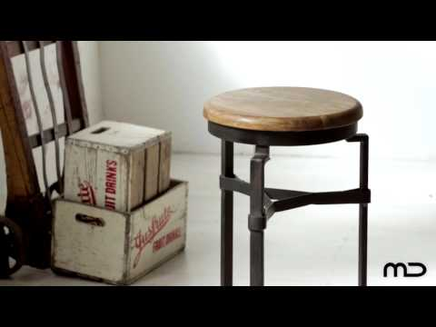 iron stool hemingway 2