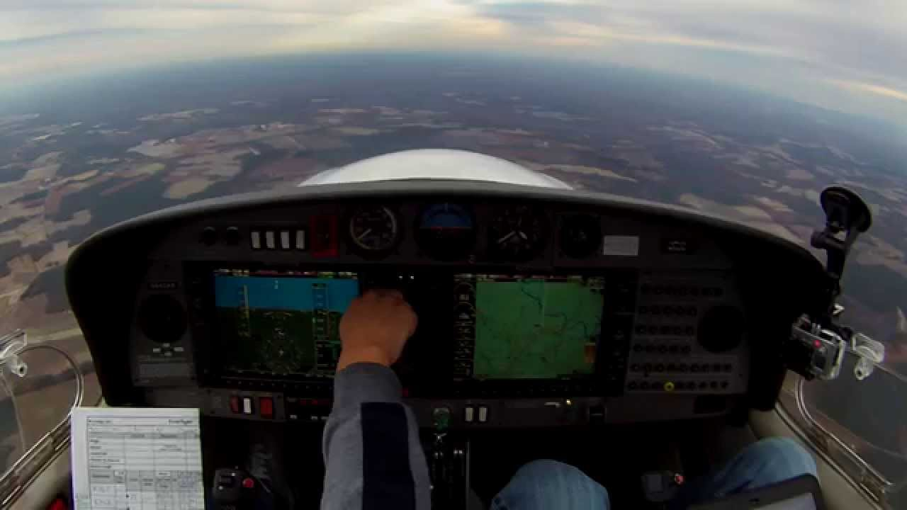 First Flight as a Private Pilot - Greenville, NC to Williamsburg, VA