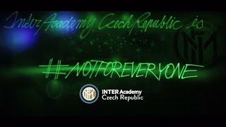 INTER ACADEMY CZECH REPUBLIC   A spectacular light show! ⚫🔵🇨🇿