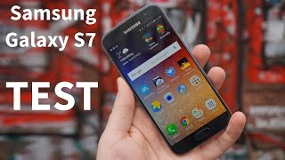 Samsung Galaxy S7 im Test (deutsch) - GIGA.DE