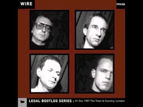 Wire - Ambitious (Live 1987)