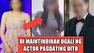 Netizens nagulat ganito pala trumato ang sikat na actor sa dating ka love team ll ngayon lang sinabi