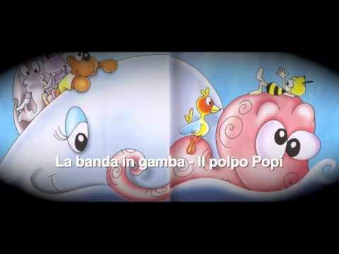 La banda in gamba – Il polpo Popi