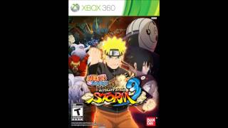 Naruto Shippuden Ultimate Ninja Storm 3 Ost - The Final Showdown!