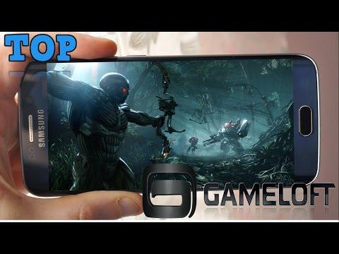 Mejores Juegos De Gameloft Gratis 2016 HD|Android & iOS
