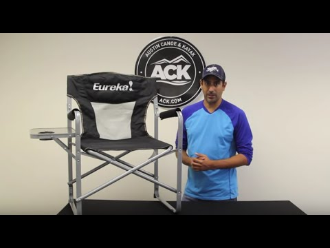 Ack Product Focus Eureka Director S Chair Youtube