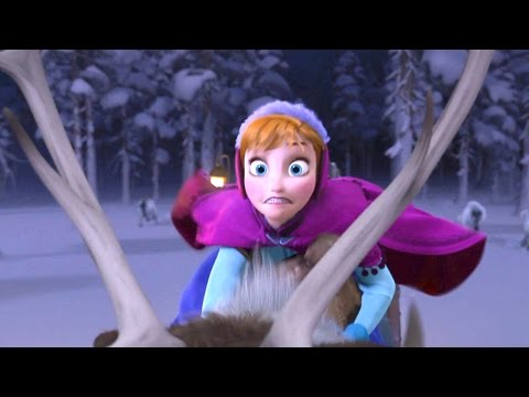Try Everything  Shakira  Anna & Elsa Frozen Fan