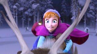 Try Everything by Shakira - Anna & Elsa (Frozen Fan Video)