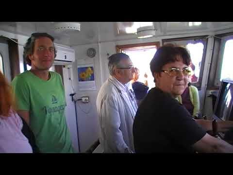 Chief Mate of Mamaia 2   presents Irina, the new Pilot Boat of Sulina