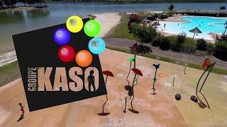 Teaser jeux aquatiques Kaso Cazaubon