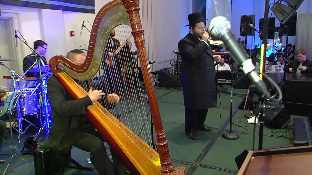 Hishbati - Levy Falkowitz & The Shira Choir - ATIME ShasAThon 5774