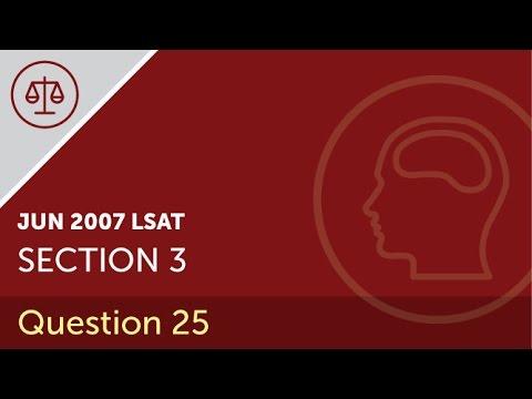 Lsat prep test june 2007 section 3 question 25 some lsat prep test june 2007 section 3 question 25 some anthropologists argue human species lsatmax malvernweather Choice Image