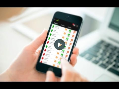 Binary options signal app