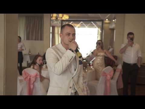 БРАТ СПЕЛ СЕСТРЕ на свадьбе, ПЛАКАЛ ВЕСЬ ЗАЛ!!! - Ржачные видео приколы