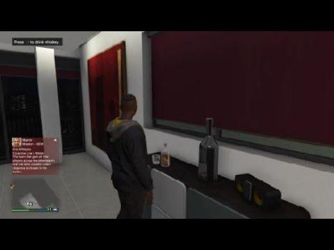 Grand Theft Auto V Online : Prison break - Wet Work!!