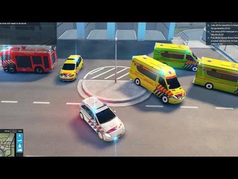 Emergency 2016 - Dutch Mod 3.0 Gameplay HD