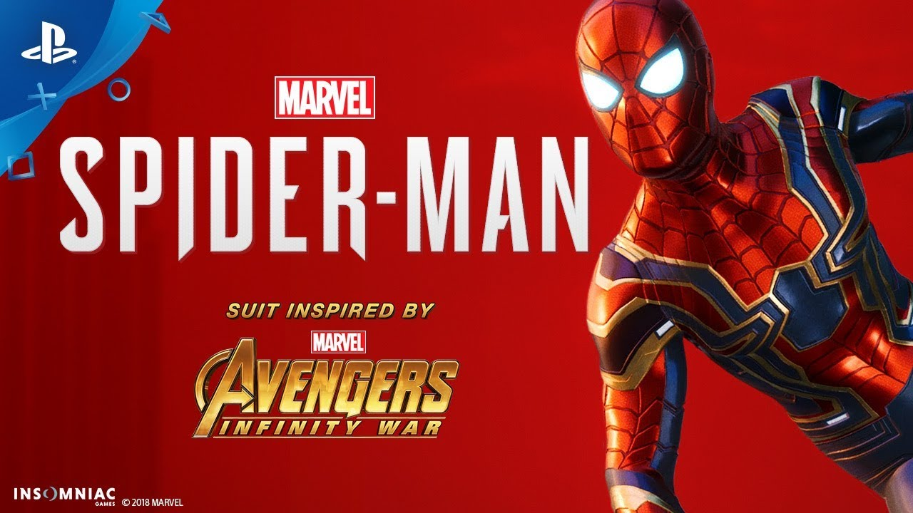 Marvel S Spider Man Second Reveal Pre Order Video Ps4 Youtube