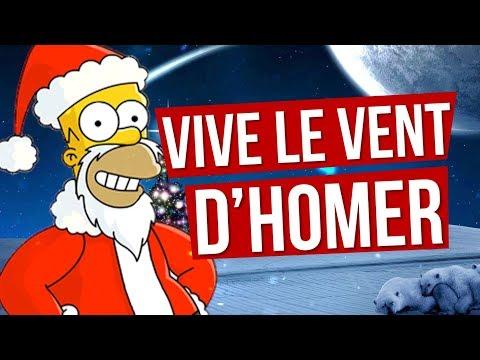 VIVE LE VENT D'HOMER (Simpson)