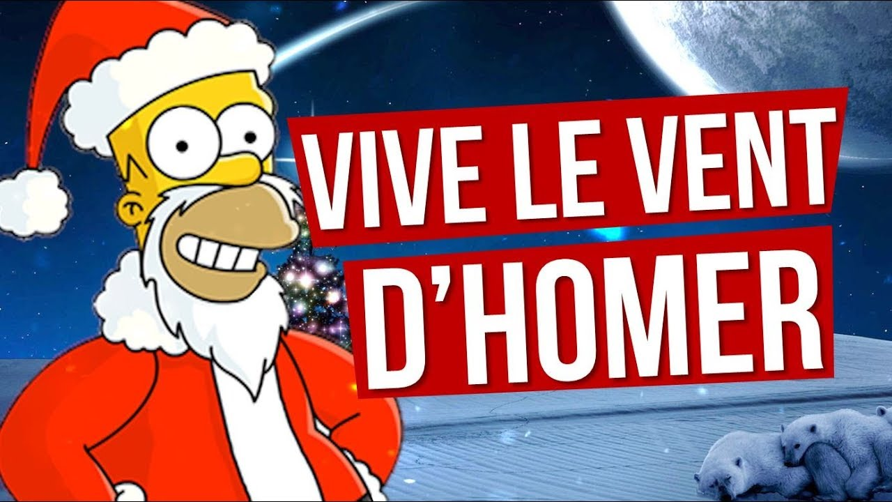 vive le vent d 39 homer simpson youtube. Black Bedroom Furniture Sets. Home Design Ideas