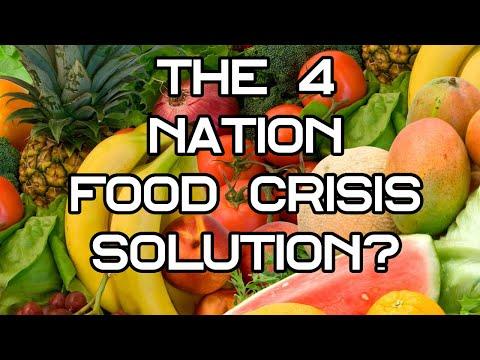 The UN Struggles To Resolve Food Crisis In Somalia, South Sudan, Nigeria And Yemen