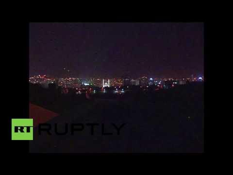 Turkey: Ankara parliament building bombed