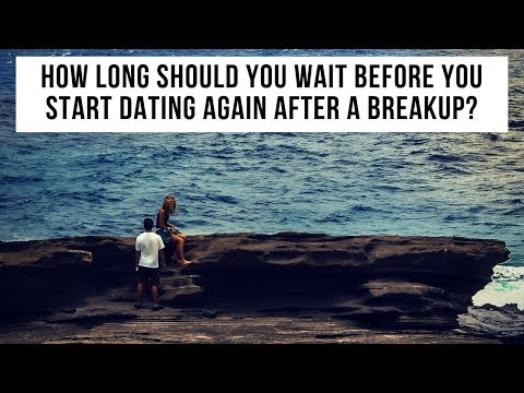 dating after a breakup for guys