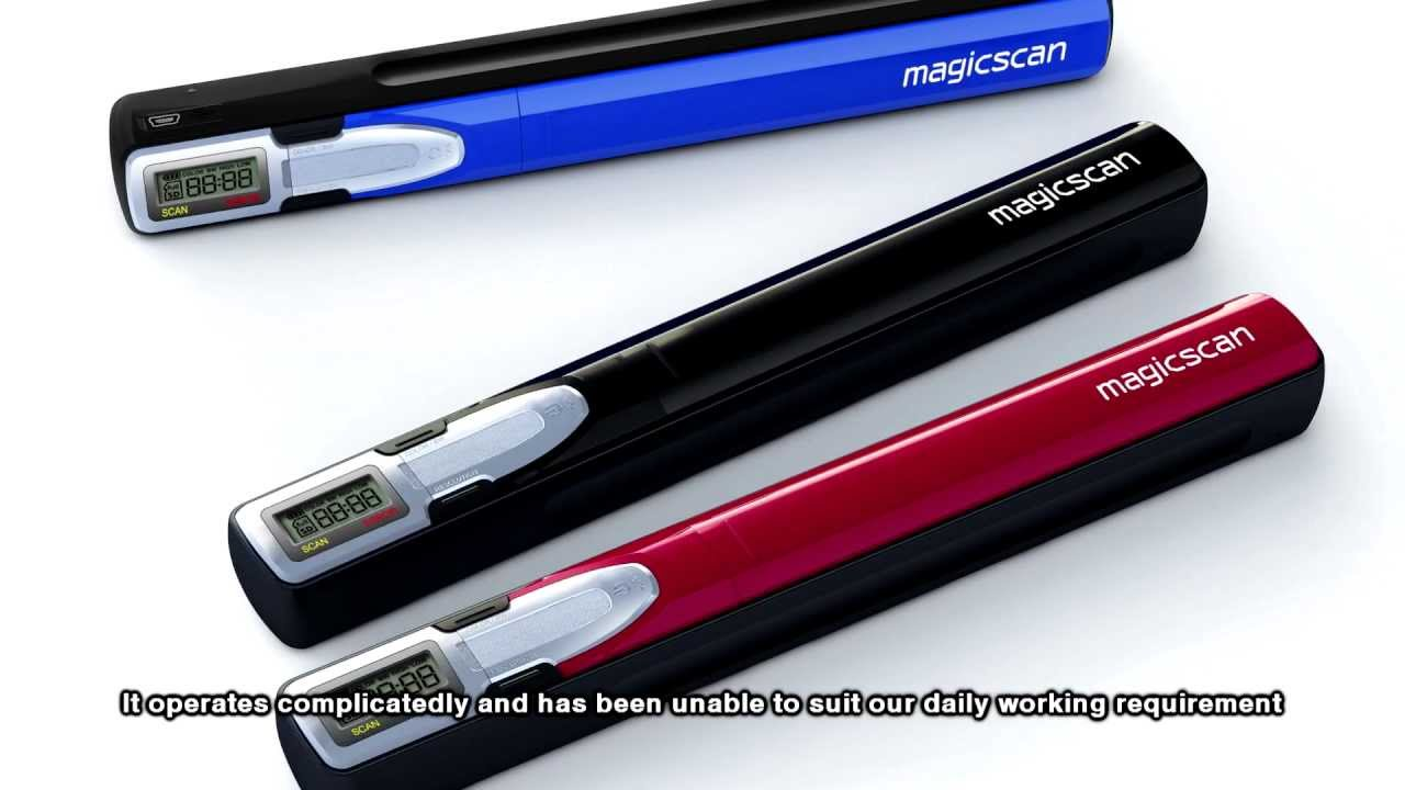 magicscan portable scanner software download
