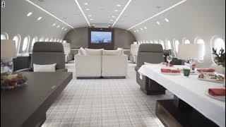 طائرة الأحلام هذه ستكون ملكك بـ74 ألف دولار في الساعة