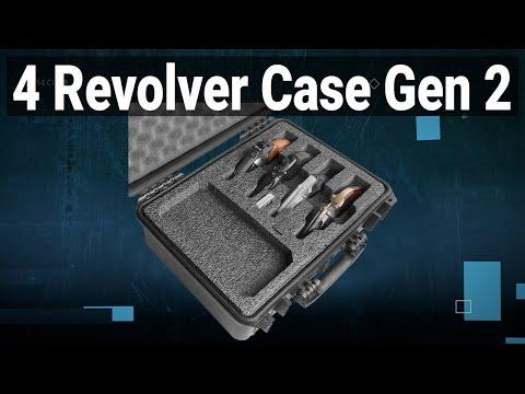 4 Revolver Case (Gen-2) - Video