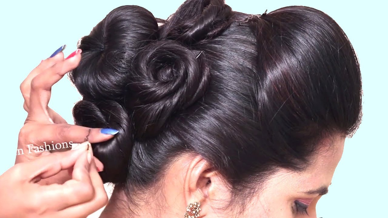 easy party hairstyle 2019 girls