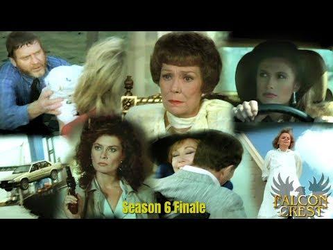 Falcon Crest Season 6 finale Video