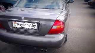 Region7.by представляет - Hyundai Sonata. Стоимость 4250$