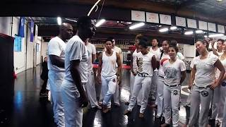 Capoeira Batuque Daly City Presents |  Mestre Amen Santo  | CM Versatil  RE-Cap