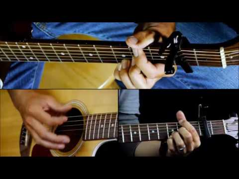 How To Play A Team By Ed Sheeran Guitar Lesson Chords Youtube