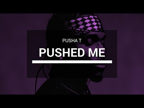 [FREE] Pusha T Type Beat 2018 // Pushed Me