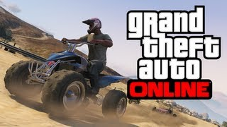GTA V - 5 Ways To Make FAST CASH in Grand Theft Auto Online (GTA Online)