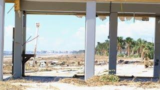 Mexico Beach Florida Hurricane Michael Damage