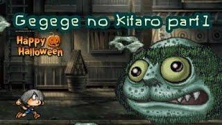 Gegege no Kitaro  PlayStation 1  PART 1