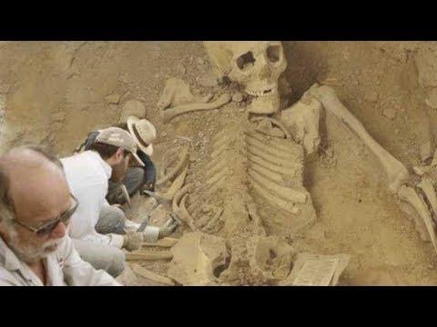 Giant Skeleton Found in Bulgaria