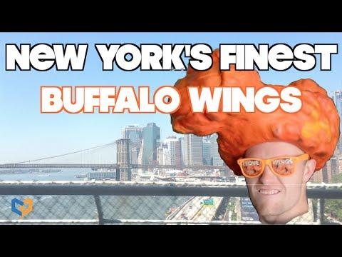 New York's Finest Buffalo Wings