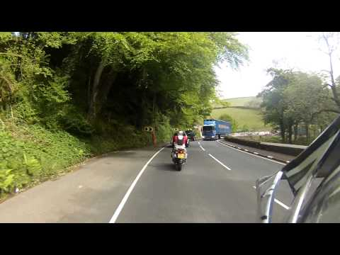 IOM TT Course - Union Mills to Ramsey