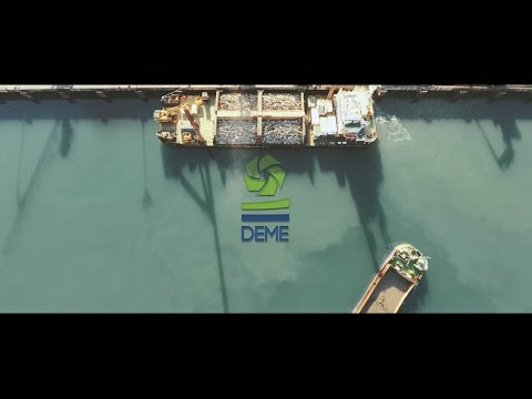 DEME - Creating land for the future - FILM 2016