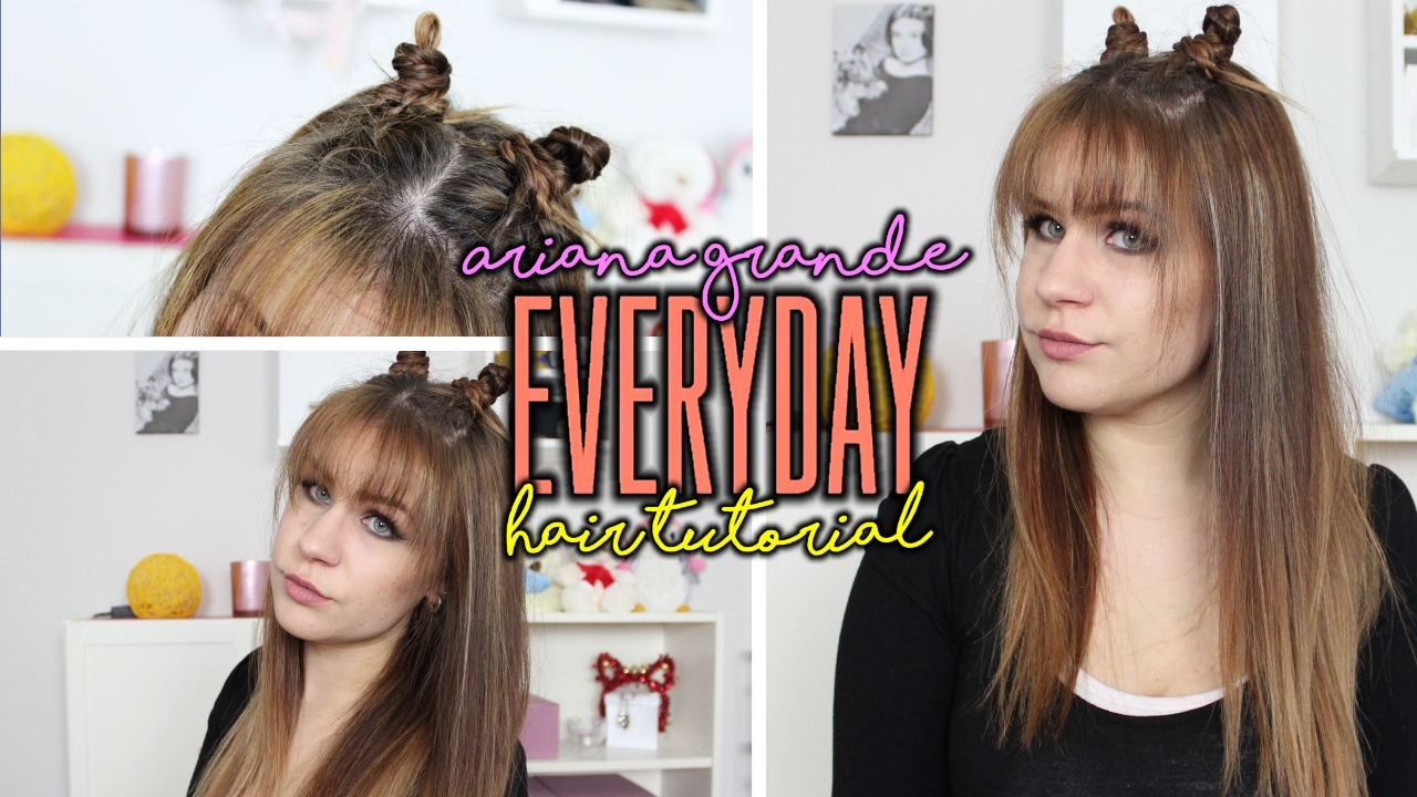 See The Singer S Latest Hair: ARIANA GRANDE - EVERYDAY (music Video)