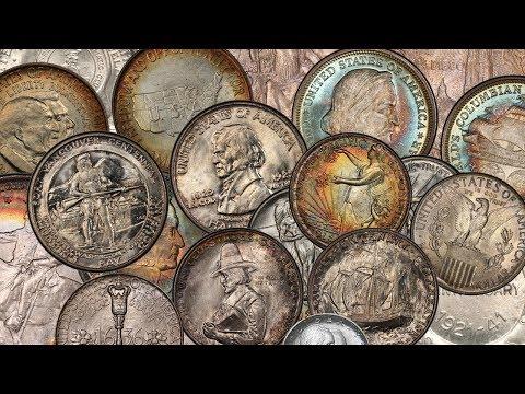 Top 12 ERROR Commemorative Half Dollars To Look For