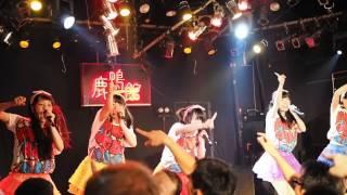この日はミルクス東京初遠征の初日でした。ライブは北海道から遠征して...